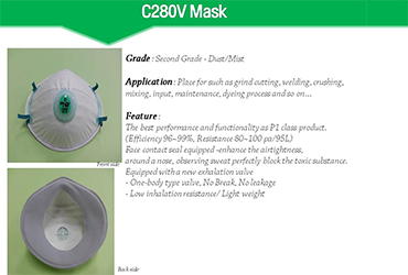 Evergreen Mask